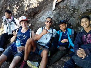 Alex, Joe and Kawenuh