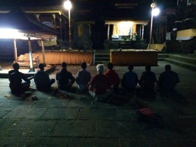 Prayer at Pasar Agung, By Joseph Smith Mewha