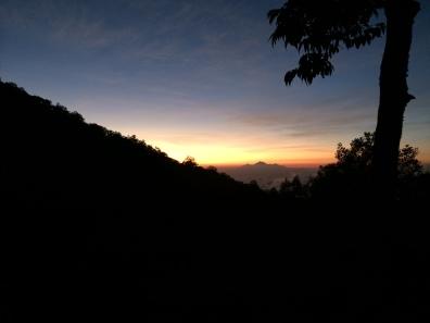 Sunrise: The Trek Begins