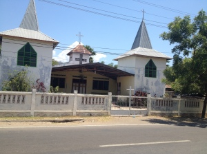 Catholic Church in Maumere
