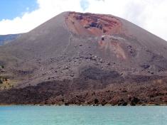 Gunung Barujari today