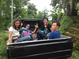 The mighty, fun-loving team from Bali Regreen